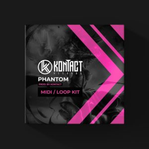 Phantom Soundkit (trap midi loop kit)