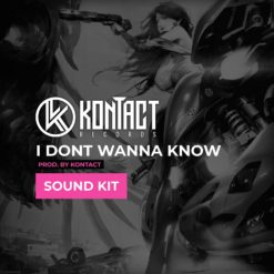 Sound Kit - I Dont Wanna Know Sample Pack